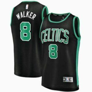 Boston Celtics Kemba Walker Jersey